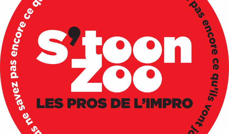 """Troc'Impro"" avec la troupe S'toon Zoo - Casablanca"