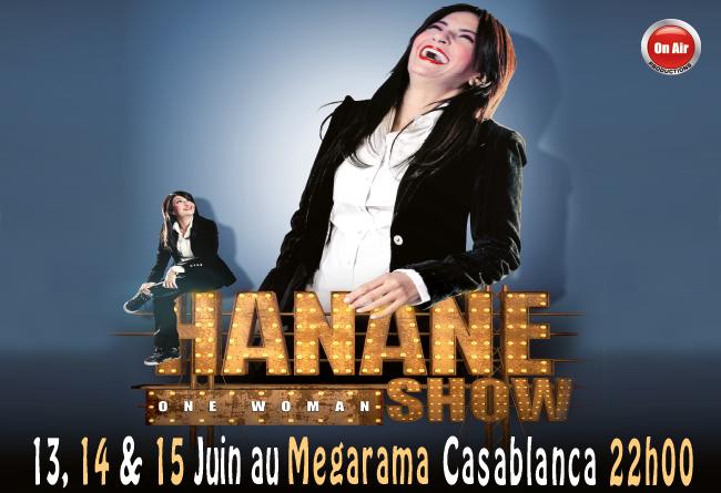 Hanane Show - Casablanca