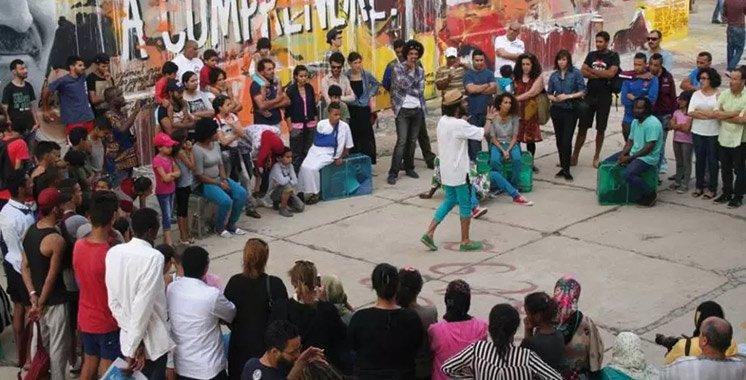 Théâtre de quartier : Une compétition qui professionnalise les jeunes sur les planches - Meknès