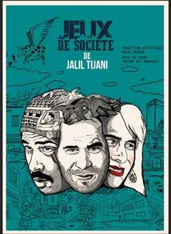 Jalil Tijani : Jeux de société - Casablanca