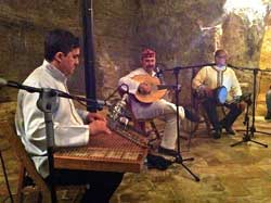 Joyaux de la musique arabo andalouse. Trio Rifak - Casablanca