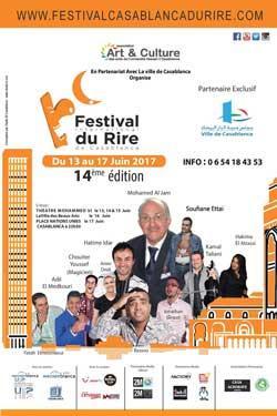 Festival International du Rire de Casablanca - 14ème - Casablanca