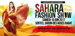 Sahara Fashion Show - 1er - Rabat