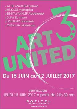 Art United 3 - Agadir