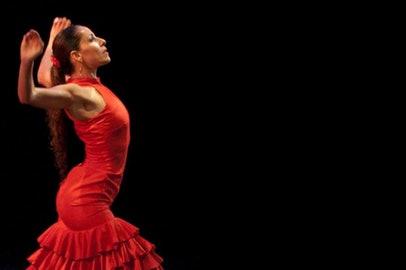 Spectacle de danse flamenco au Théâtre Dar Attakafa - Marrakech