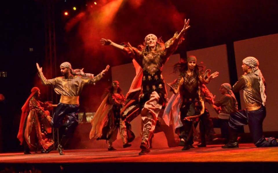 Spectacle Danse Palestinienne - Rabat