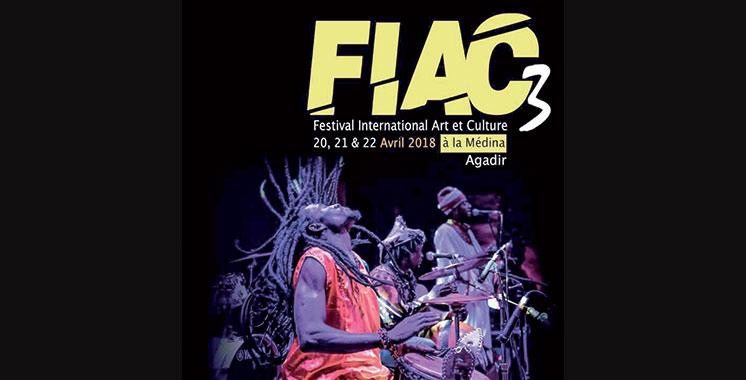 Festival international des arts et des cultures : Neuf pays participent à la 3ème édition du FIAC - Agadir