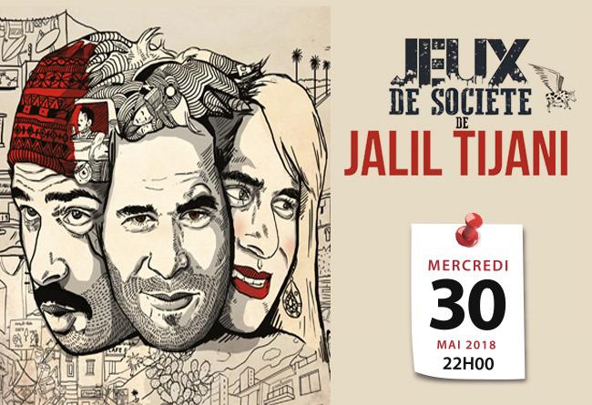 Jalil Tijani / Jeux de société - Casablanca