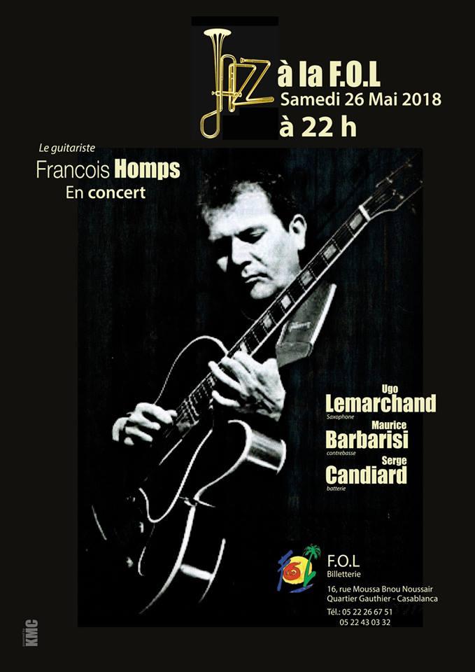 « Jazz à la FOL » - Casablanca