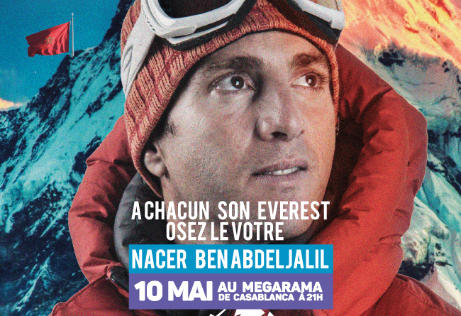 A chacun son Everest , Osez le votre ! - Casablanca