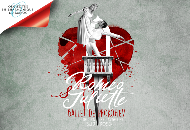 Roméo et Juliette - Ballet de Prokofiev - Rabat