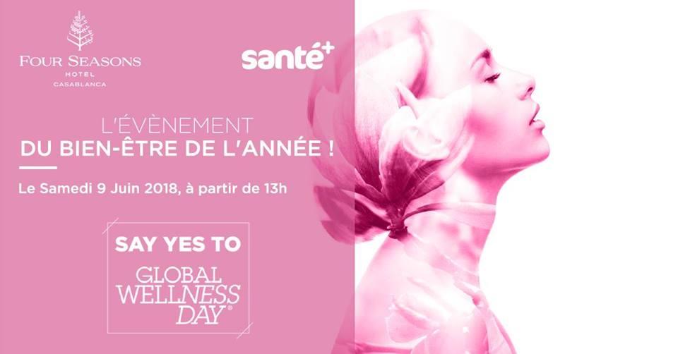 La Journée Mondiale du Bien-Être - Casablanca